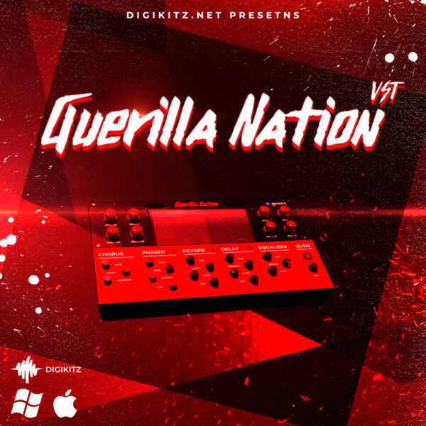 Guerilla Nation VST Cover