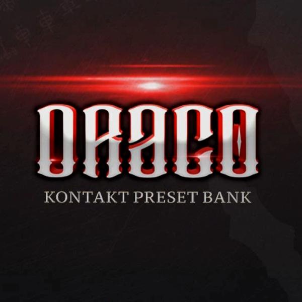 Draco Native Instruments Kontakt Preset Bank Cover