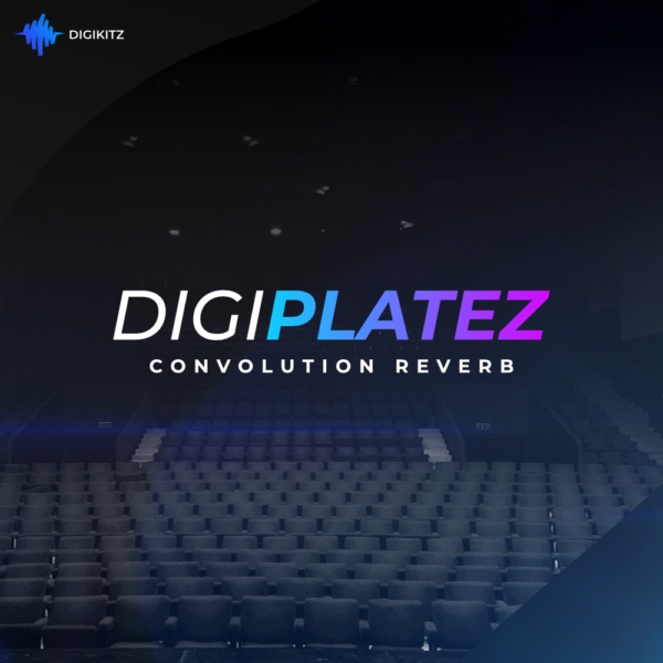 Digiplatez - Convolution Reverb Effect Plugin