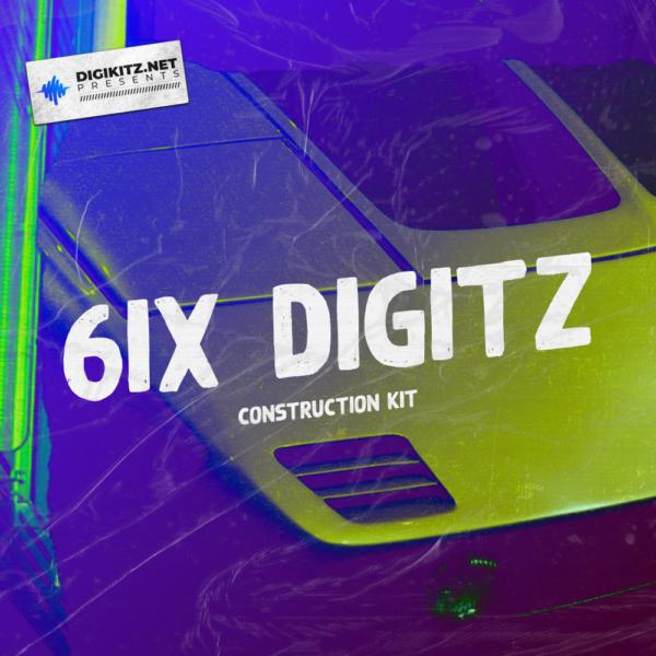 6ix Digitz Cover
